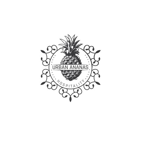 Logo for Urban Ananas Hospitality
