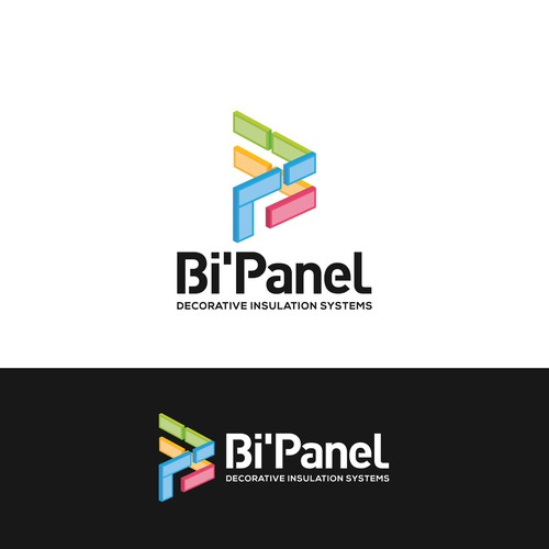 Bi'Panel logo home decor company