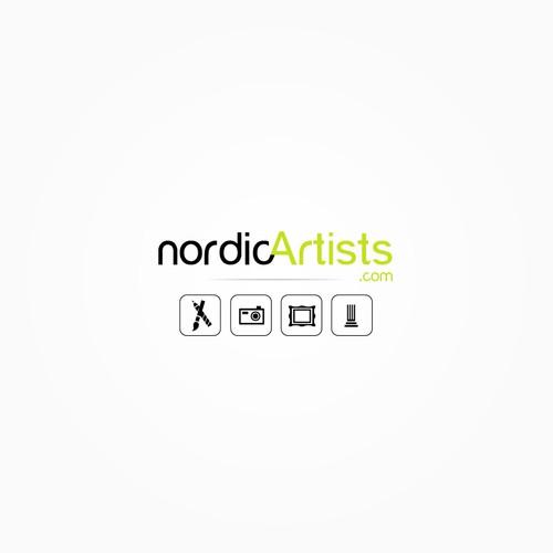 nordicArtists.com
