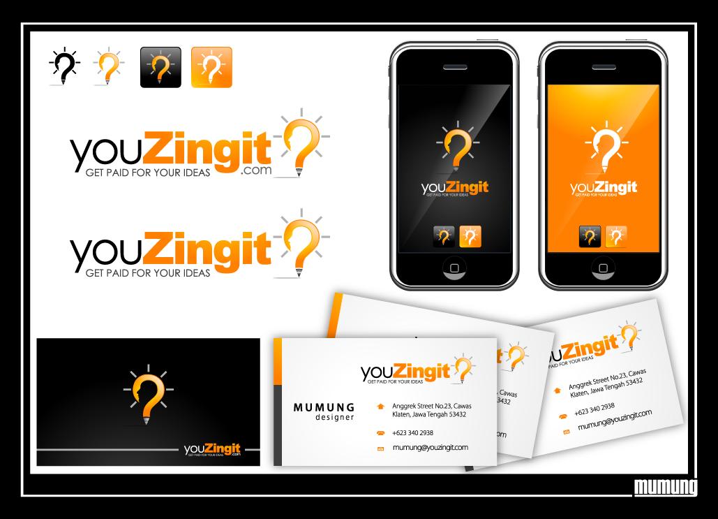 Create the next logo for youZingit.com