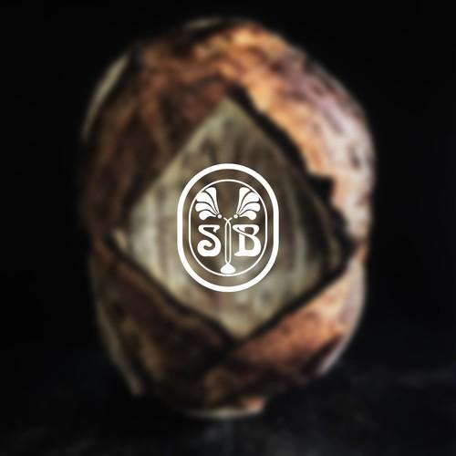 unique logo for small artisan bakery, Sable Baking