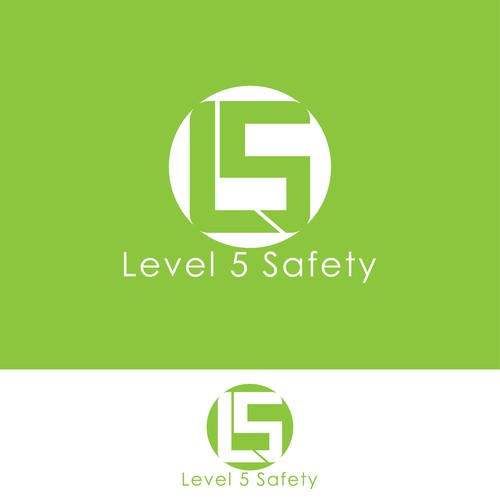 Logo for a Level 5 Safety