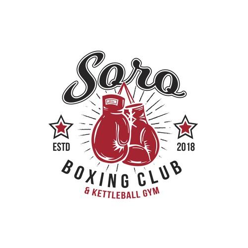 Boxing & KettleBall Gym Logo