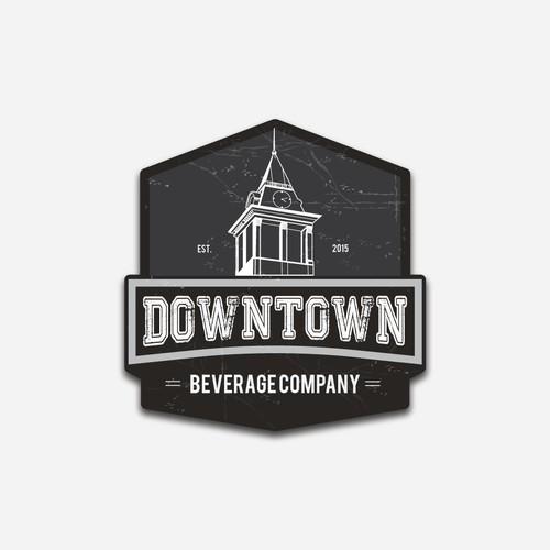 Logo for Beverage Company