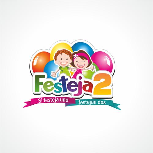 Festeja2 necesita un(a) nuevo(a) logo