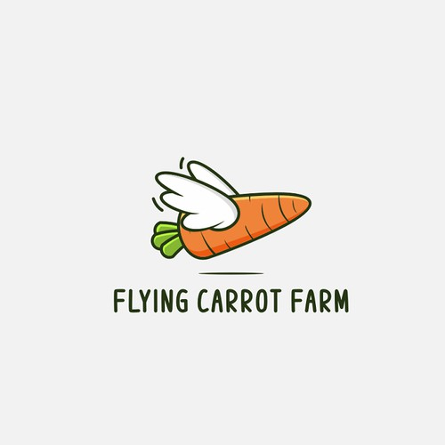 Flaying carrot