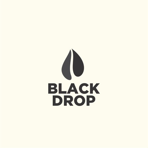 drop coffee logo