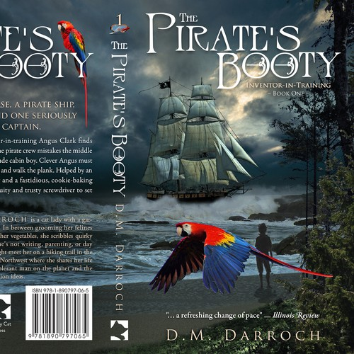 The Pirate's Booty (Inventor-in-Training, Book One)