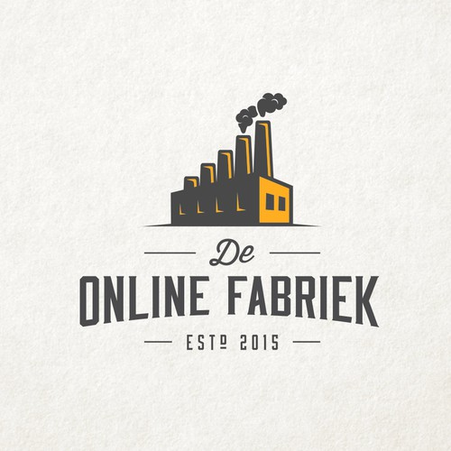 Logo for a Dutch Internet Agency