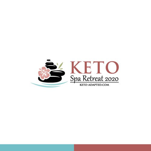 Logo for Keto Spa Event and Conference
