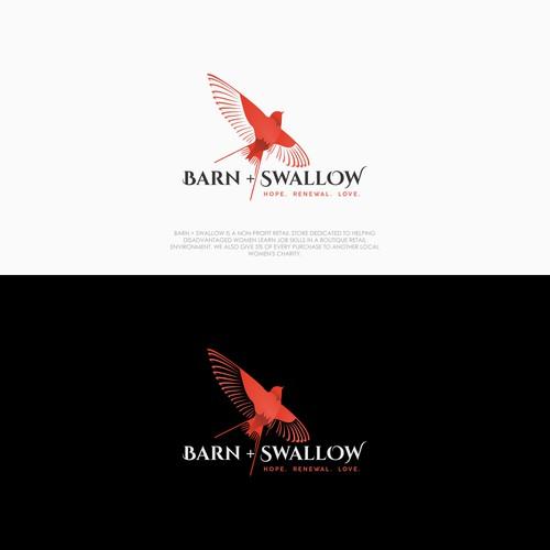 barn + swallow