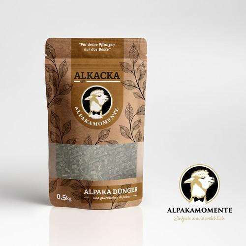 Packaging Design for an All-Natural Fertiliser