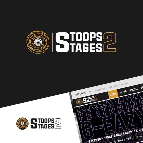 HipHop Logo Design