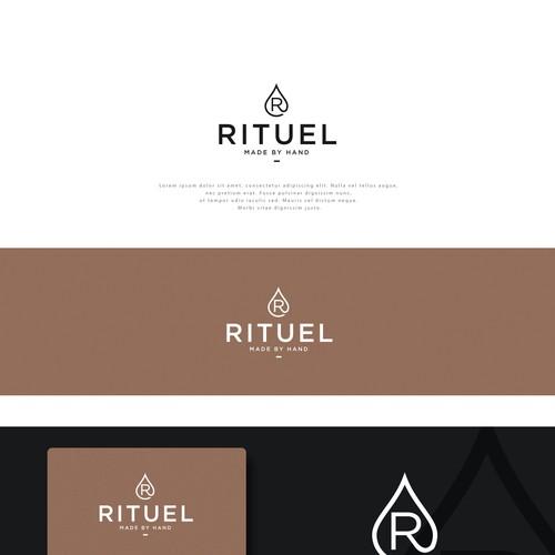 Logo Design for Rituel Cafe