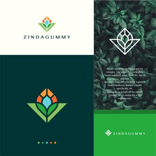 concept idea : - sun - leaf  - unity