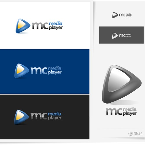 Logo for Media Player