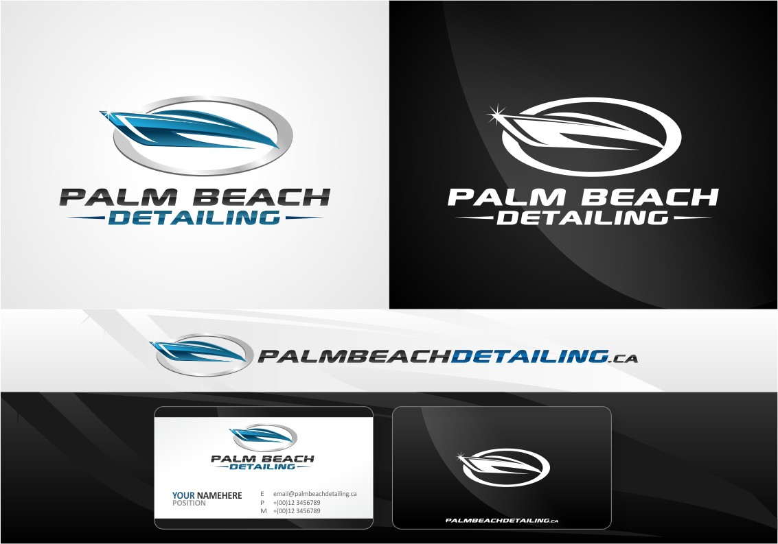New logo wanted for Palm Beach Detailing