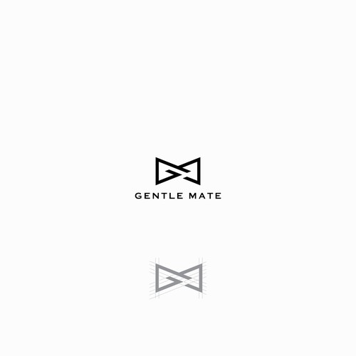 "LOGO concept for New Men Fashion Brand "" Gentle Mate """