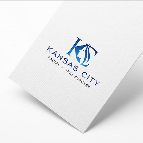 Logo Concept for the KANSAS CITY FACIAL SURGERY