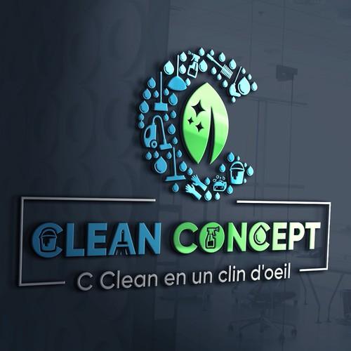 clean concept