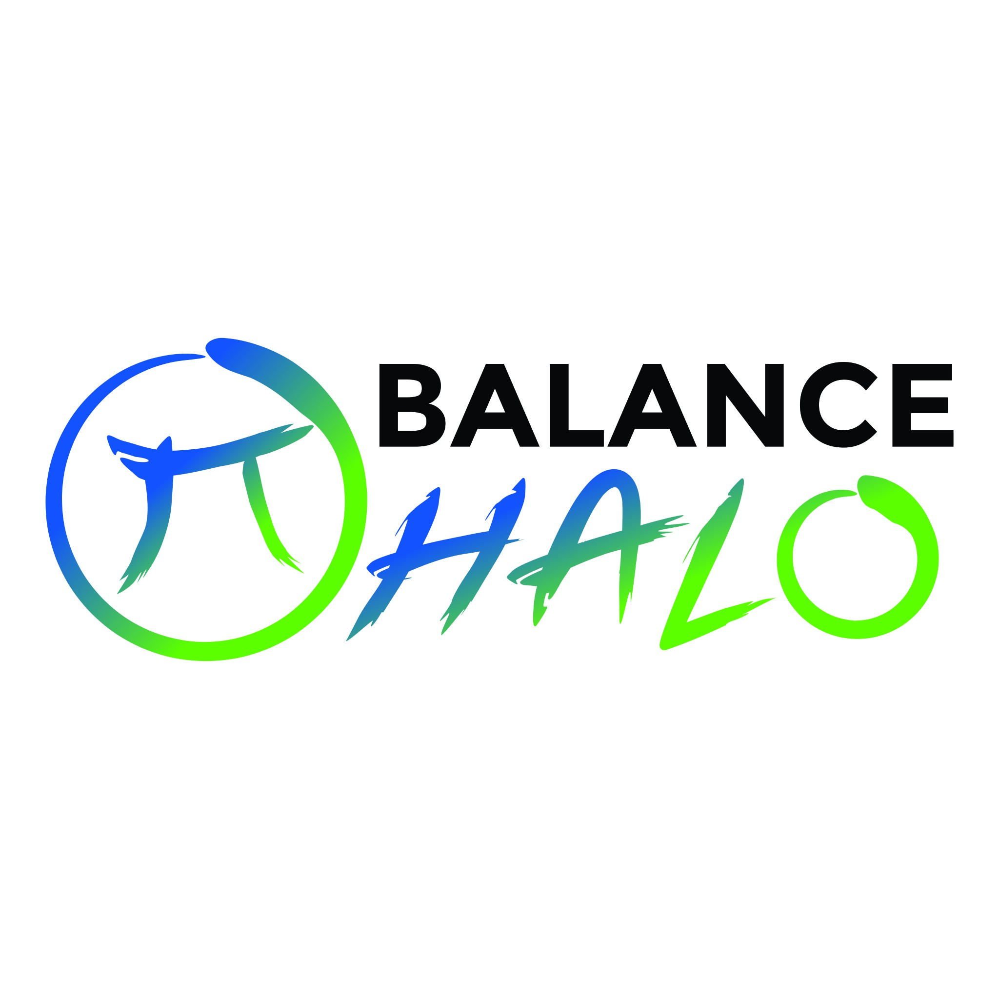 Create a best - BALANCE- HALO Logo and help lots of people to find their own balance!