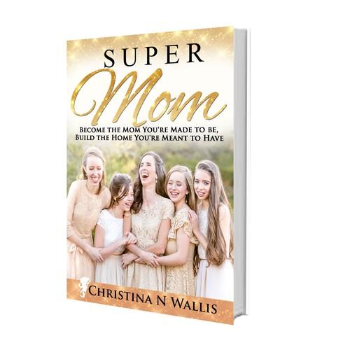 Super MOM Book cover