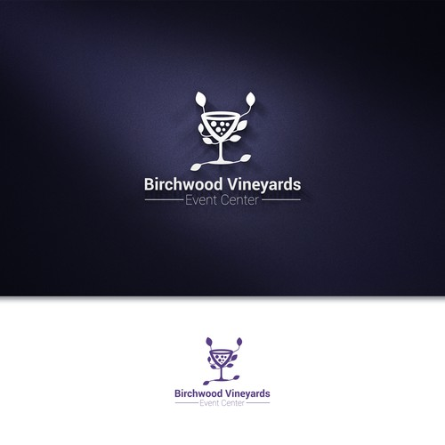 Logo for Birchwood Vineyards