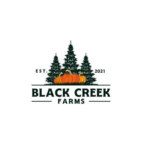 Logo for Black Creek Farms