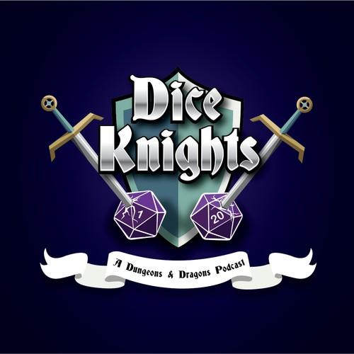 D&D Podcast Logo