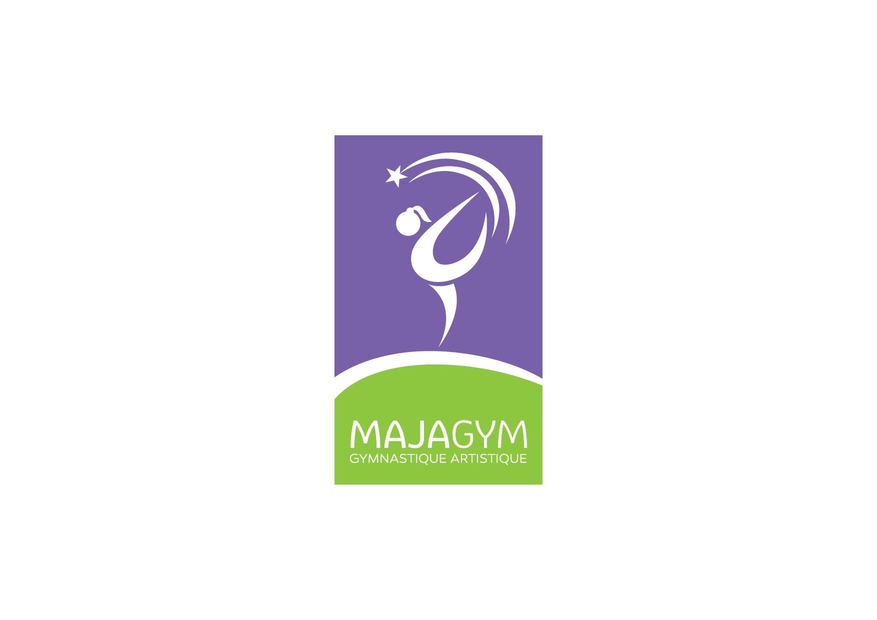 Majagym logo 2nd version