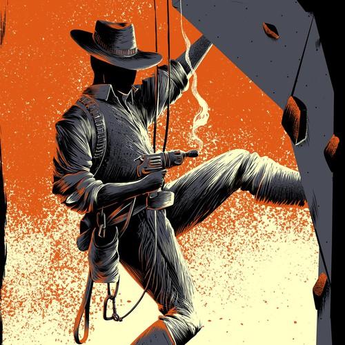 Routesetter Cowboy