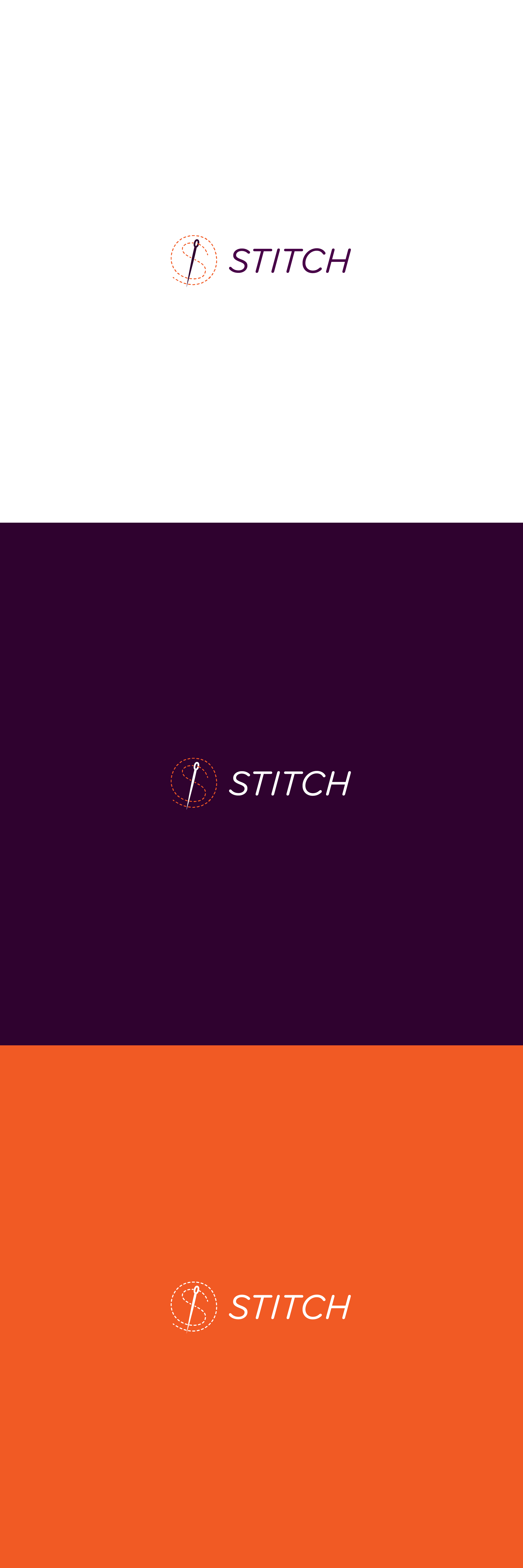 Logo for a tailoring company