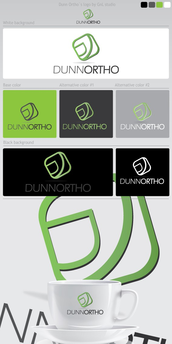 Help Dunn Ortho with a new logo