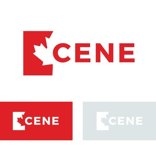 Cene Logo Design