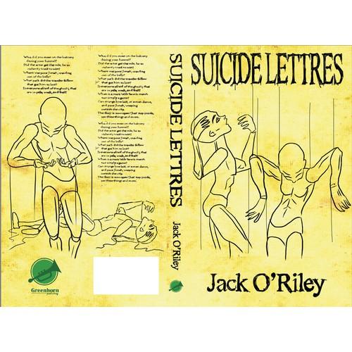 Custom redesign for a paperback & ebook cover.