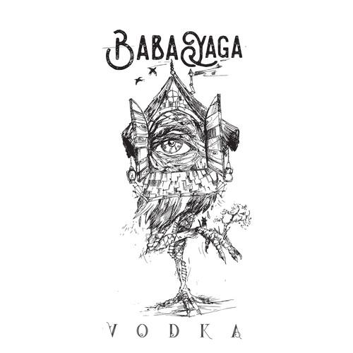 Vodka BabaRoga