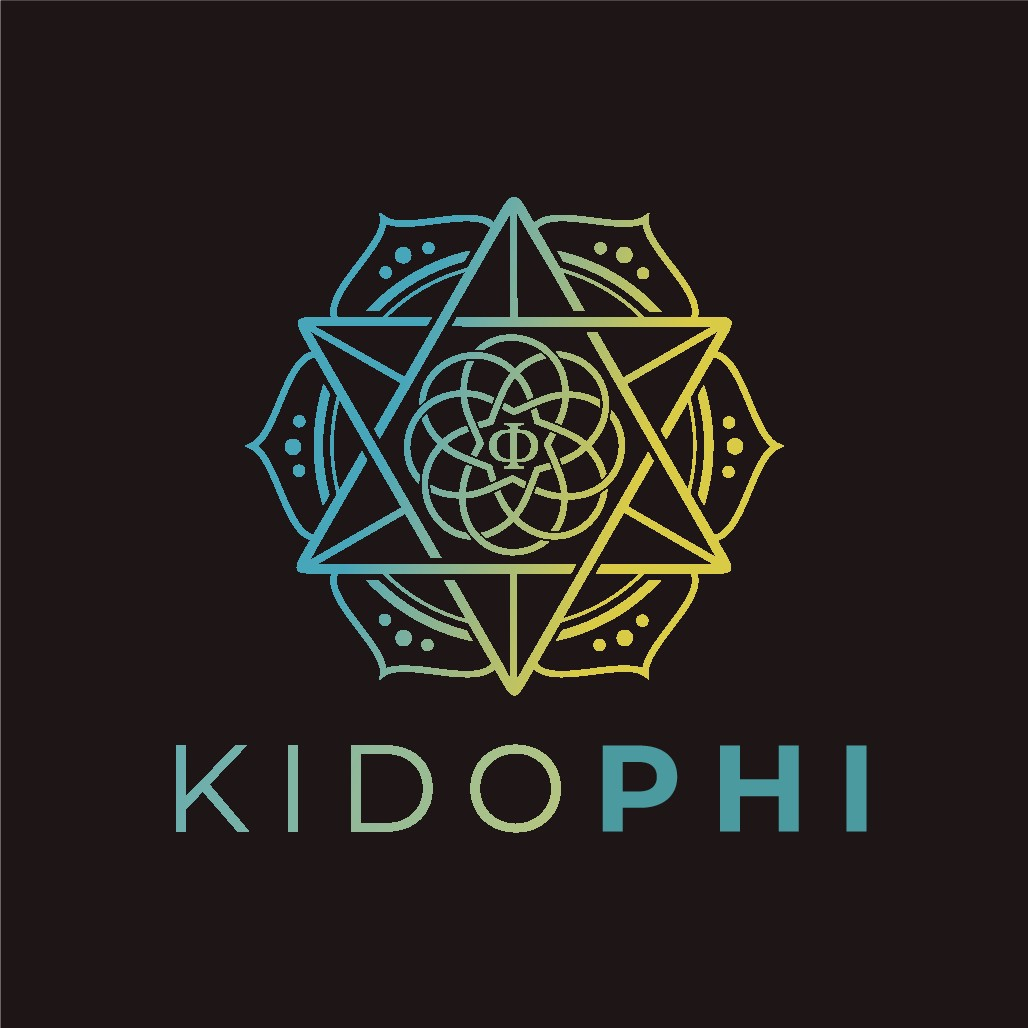 Design a logo for Kidophi, the world's first mindfulness and climate-action company