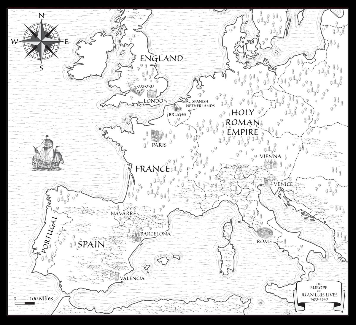 Custom made map designs - Standard/Basic