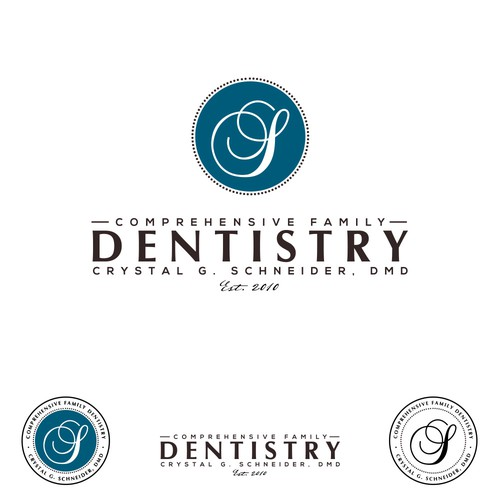 Comprehensive family Dentistry, Crystal G. schneider, DMD