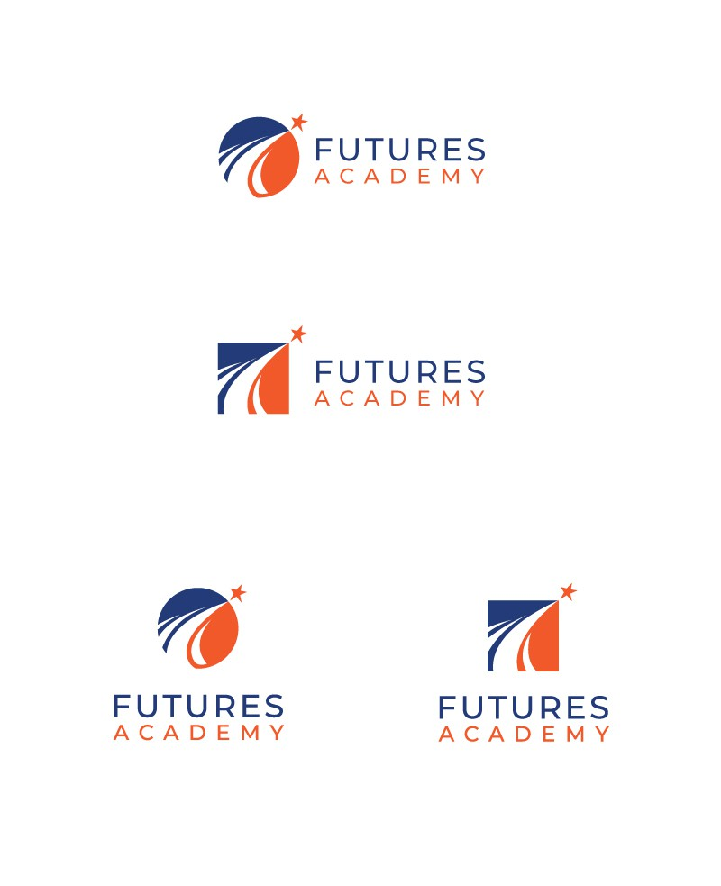 Need new innovative logo for Futures Academy, a leader in 1:1 education