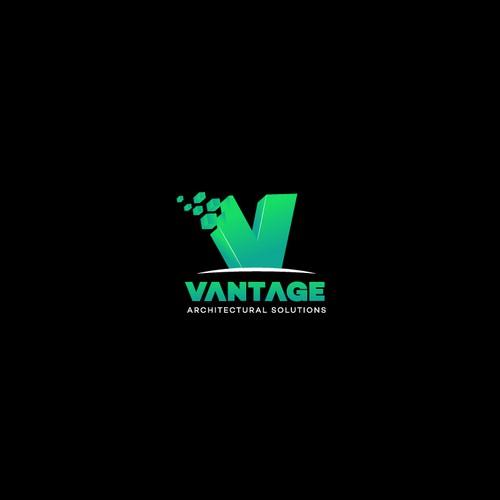 Vantage Aechtectural Solutions branding