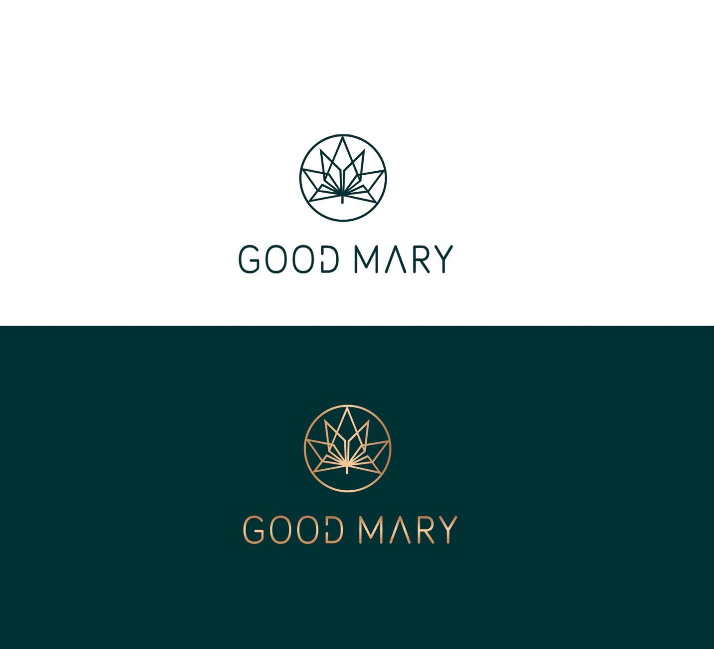 Design a logo for cannabis cosmetics company The Good Mary!