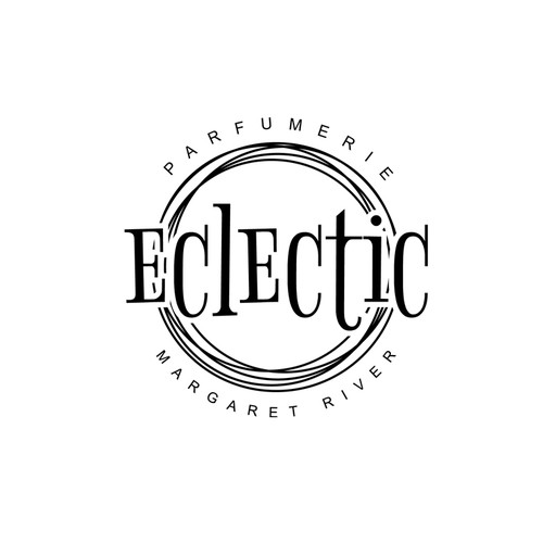 Logo design for a parfumerie
