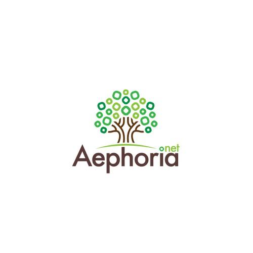 Winning logo for Aephoria.net