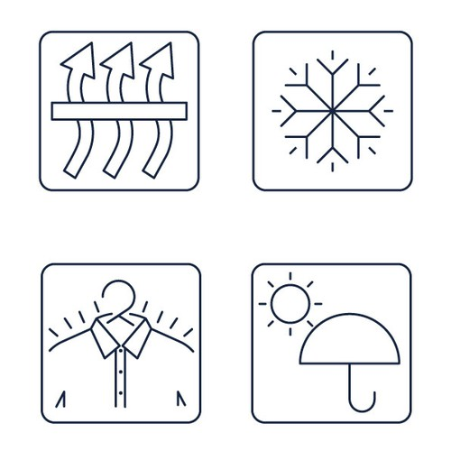 10 Icon Design for a Clothing brand