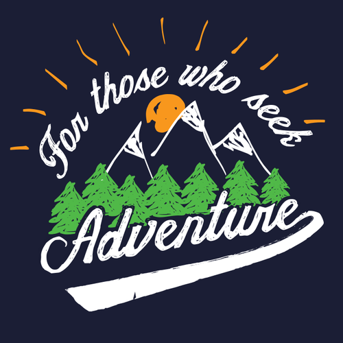 OUTDOOR ADVENTURE COMPANY needs shirt design!