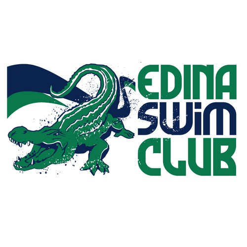 Help Edina Swim Club with a new logo