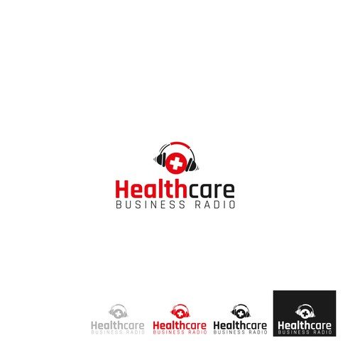 Logo For Healthcare Business Radio