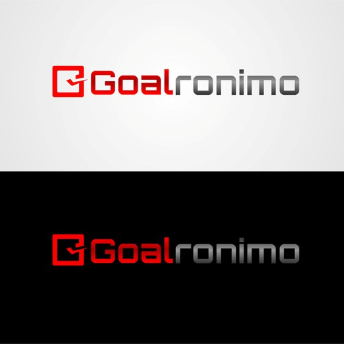Help Goalronimo with logo: Achieving and completing goals!