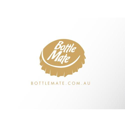 Logo design for a bottle opener